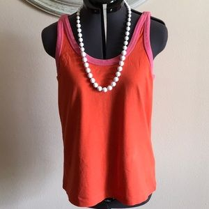 Tory Burch Lawrence Tank Top